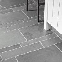 calibrated slate floor tiles