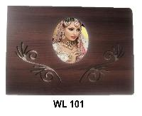 Wooden Album Covers