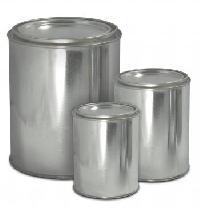 Unlined Empty Gallon Paint Cans