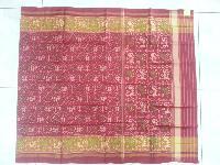 Rajkot Pink Patola Saree