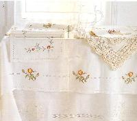 Emb Table Cloth