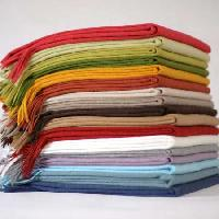 Multicolored Acrylic Throws
