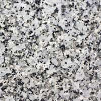 Cotton White Granite Slab