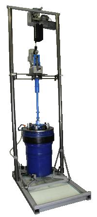 injection pump cylinders honing machine