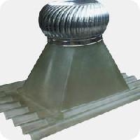 rotating head turbo ventilator