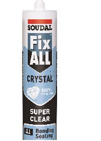Fix All Crystal Adhesive