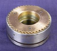 Slip Ring Type Tooth Clutch