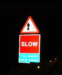 Highway Sign Board