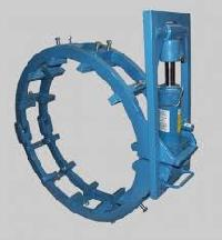 External Pipe Line Up Clamp