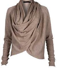 Brown Full Sleeve Top