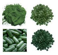 Organic Spirulina Algae