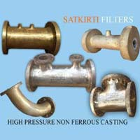 High Pressure Non Ferrous Castings