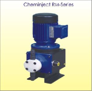Cheminject - Rm Series - Chemical Dosing Pump