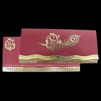 Unique Wedding Invitation Cards 02