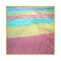 Coloured Strip Fabric