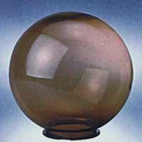 Prismatic Sphere (orange)
