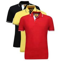 polo t shirts,round Neck  V neck