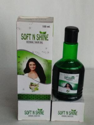 SOFT N SHINE Hair Oil