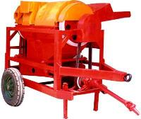 Tractor Model Thresher