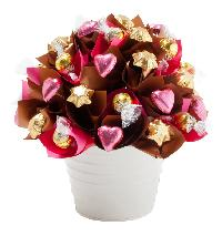 Chocolate Flower Bouquets