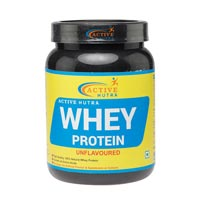 Active Nutra Unflavoured Whey Protein