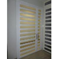 Architectural Stainless Steel Doors Industrial Steel Gates