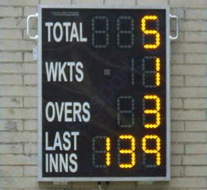 9 Digit Cricket
