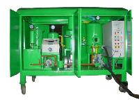 Trolley Mounted (jeep Size Tyre) Transformer Oil Filter..
