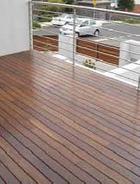 Antique Wooden Deck Flooring