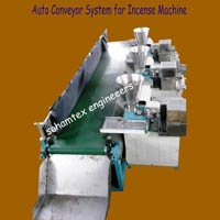 Conveyor Belt System For Agarbatti Machine