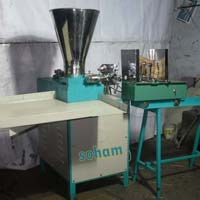 Incense Making Machine with Nano Feeder