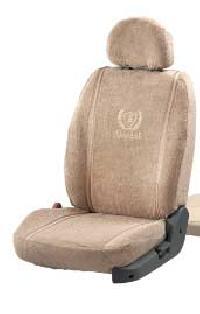 Super Soft Towel Beige Seat Covers