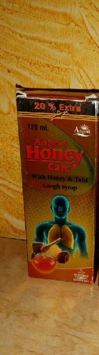 Angeas Honey Care Cough Syrup