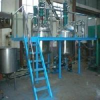 paints manufacturing machinery