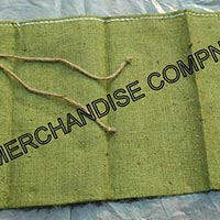 Jute Army Green Sand Bags