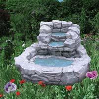 Stone Fountain Waterfalls