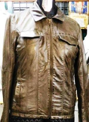 1050 Mens Lamb Nappa Jacket