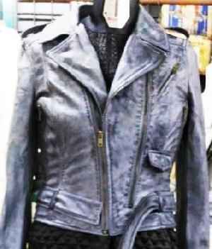 1200 Ladies Lamb Nappa Jacket
