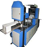 Single Size Paper Napkin Machine