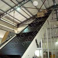 Slat Chain Conveyor 008