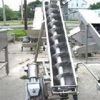 Steel Screw Conveyor