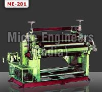 Vertical Type Single Facer Machine