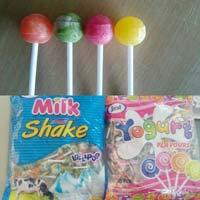 Fruit Lollipops