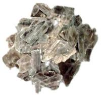 Black Spotted Mica Scrap