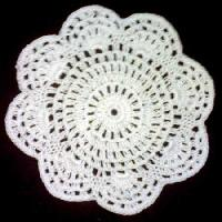 Crochetdining Table Mat