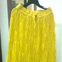 Handmade Crochet Skirts