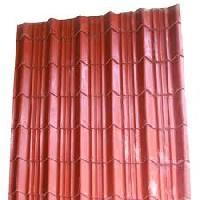 Red Fibre Sheets