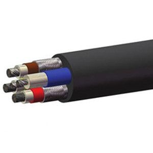 Triple Layer Coated Mining Cables
