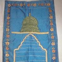 Designer Handmade Zari Work Islamic Wall Hanging