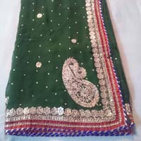 Designer Heavy Handwork With Heavy Border Bridal Saree Sar